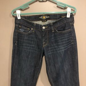 🎀 Lucky Brand Jeans size 4